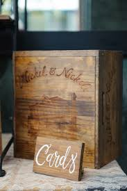 engraved wooden gifts favors gifts photos engraved wood card box inside weddings