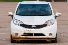 rip car washes see nissan u0027s new self cleaning paint in action