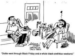 what is black friday jokes and stories for day after