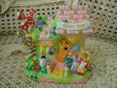 hoppy hollow easter hoppy hollow 2003 ceramic gazebo bunny accessory