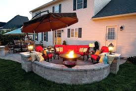 Outdoor Patio Firepit New Outdoor Patio Pit Or Pit Patio Design Ideas 1 66