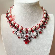 chunky pearl crystal necklace images Cheap pearl necklace chunky find pearl necklace chunky deals on jpg