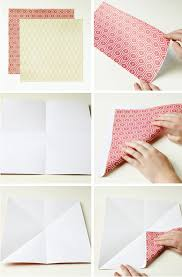 How To Make A Box With Paper - diy origami gift boxes gathering
