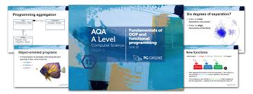 pg online aqa a level computing teaching and learning resources