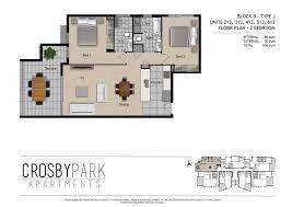 crosby park parkland position in albion property mash