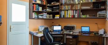 Getting Organized At Home by Designing Your Home Office For Productivity Corps Team