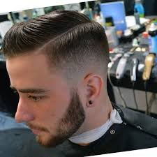 fade haircuts both sides hairstyles men s hairstyles 2017 low fade haircut for men with sidepart low