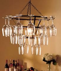 Orange Glass Chandelier 25 Glass Chandelier Wine Rack Bar Holder Hanging Kitchen Light