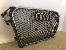 audi rs4 grille used audi rs4 grilles for sale