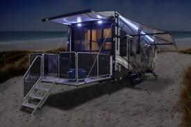 Rv Awning Led Lights Buy Rv Awning Lights Led Complete Kit Tent Stove Camping