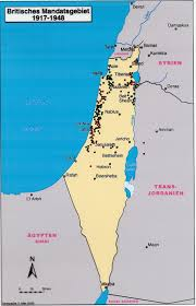 Israel Map 1948 Orient Seminar Das Israel Palästina Problem