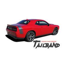 Dodge Challenger 2013 - dodge challenger tailband pack rear quarter panel trunk vinyl