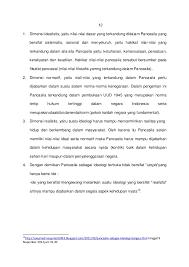 bab 1 pancasila sebagai ideologi terbuka dwi aji makalah pancasila sebagai suatu sistem