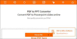 Small Pdf The Best Free Ways To Convert Pdf To Powerpoint