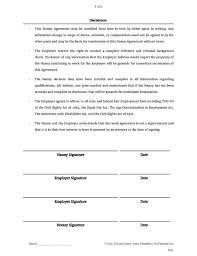 black u0026 white nanny employment agreementnanny agreement contract