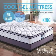 queen double king single mattress 10 model euro pillow top