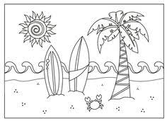 tropical beach coloring pages top 35 free printable spring coloring pages online kids learning