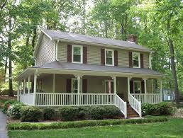 two story farmhouse two story farmhouse plans with wrap around porch home design ideas