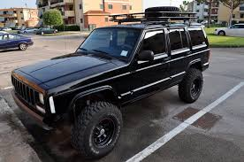 Jeep Cherokee And Jeep Grand Cherokee 1984 To 2004 Tire