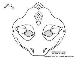 printable lizard mask template lizard mask printable printable chameleon mask printable 360 degree
