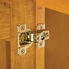 what size screws for kitchen cabinet door hinges salice 106 zero protrusion compact hinge with snap technology for frame cabinets nickel