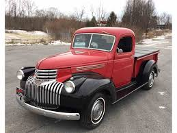 Vintage Ford Truck Parts For Sale - 1946 chevrolet pickup for sale on classiccars com 8 available