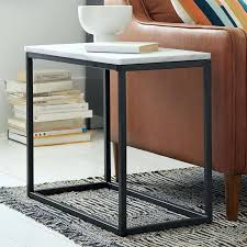 small skinny side table narrow side tables for living room exquisite stunning side tables