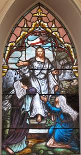 file resurrected jesus two maries jpg wikimedia commons