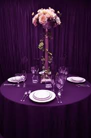 eggplant colored table linens table linens eggplant home decoration club