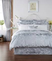 Tesco Bedding Duvet Tesco Ornate Birdcage Duvet Set Kingsize Grey Stuff For The Home