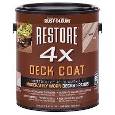 restore 4x deck coat