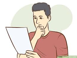 how to end a letter with sample letter closings wikihow