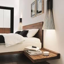 kami gray interior designer floating headboard with built in