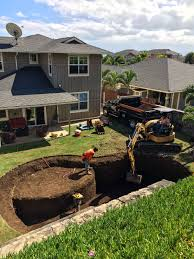 kings excavation we offer residential and commercial excavation