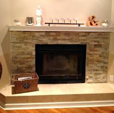 stone fireplace decorating ideas photos pinterest rock mantel