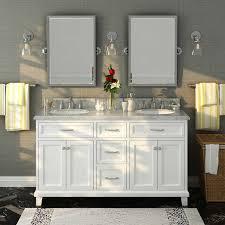 Costco Vanities For Bathrooms Edison 60