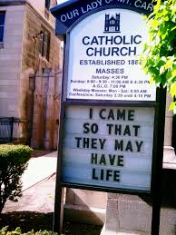 unintentionally sexual church signs someecards confession
