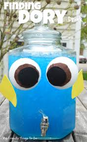 a finding dory party drink for kids dory ocean and birthdays