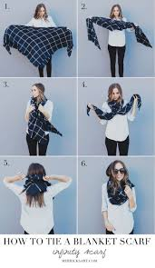 best 25 ways to tie scarves ideas on pinterest scarf ideas how