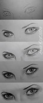 pencil drawings to draw best 25 eye pencil drawing ideas on eye pencil sketch