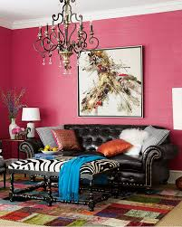 20 zebra print accent chair that will liven up your living room