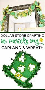 st s day garland wreath today s creative ideas
