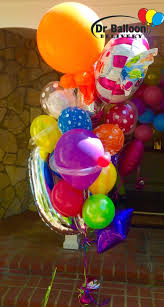 balloon arrangements los angeles pin by dr balloon delivery on birthday balloon bouquets