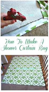How To Make A Area Rug Diy Area Rugs Animesh Me