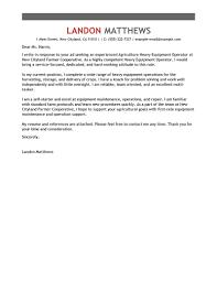 heavy equipment mechanic resume cover letter study courses