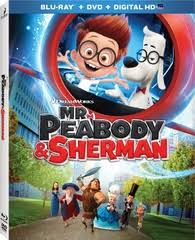 peabody sherman blu ray