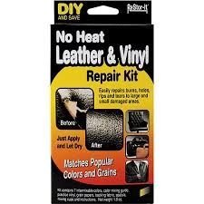 How To Fix Scratched Leather Sofa Master Manufacturing Leather U0026 Vinyl Repair Kit Walmart Com
