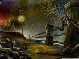 free halloween background 1024x768 spider web hallowmas halloween hd desktop wallpaper widescreen