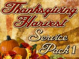 thanksgiving harvest service pack 1 vertical hold media