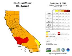 california map drought maps show how quickly the drought took california business